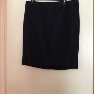 Navy Blue Skirt - new with tags!!